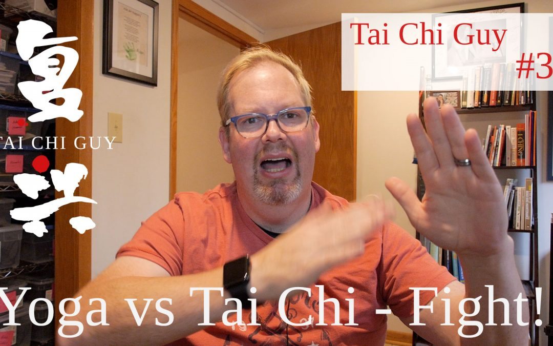 Yoga vs Tai Chi